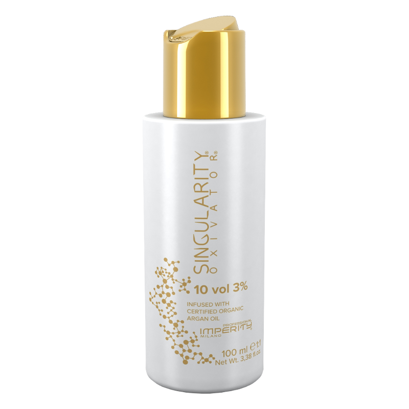 Singularity Oxivator Oxi-Cream w.Argan Oil IP 3% 100ml
