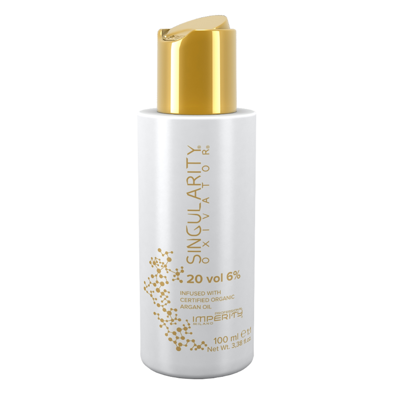 Singularity Oxivator Oxi-Cream w.Argan Oil IP 6% 100ml