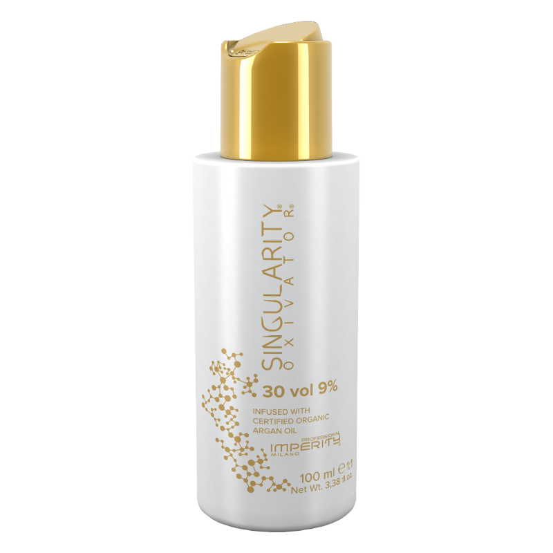 Singularity Oxivator Oxi-Cream w.Argan Oil IP 9% 100ml