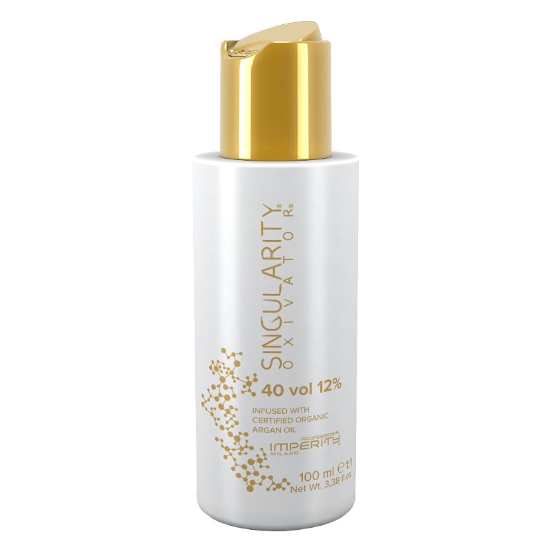 Singularity Oxivator Oxi-Cream w.Argan Oil IP 12% 100ml