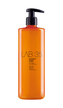 LAB35 HAIR CONDITIONER FOR VOLUME AND GLOSS 500ml