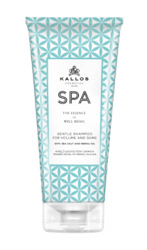 Kallos SPA Gentle Shampoo for volume and shine 200ml